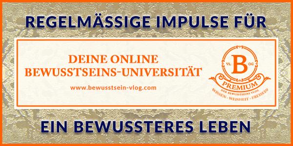Logo Bewusstseins Universität