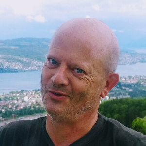 Speaker - Pius Caneri
